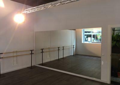Espejos sala de ensayos