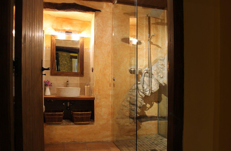 Mampara cristal ducha vidres vitrobisel cristaleros en cambrils - Mampara cristal ducha ...