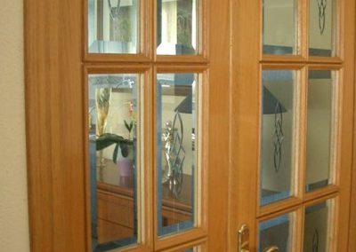 Cristales de puerta