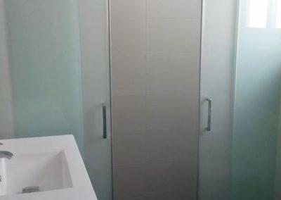 Puerta cristal corredera