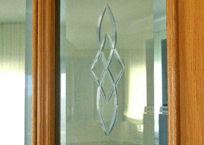 Cristal de puerta