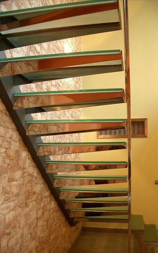 Escaleras de Cristal en Tarragona