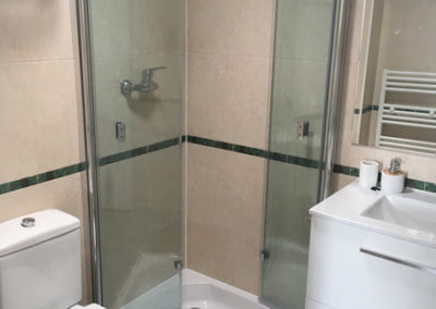 Mampara cristal ducha